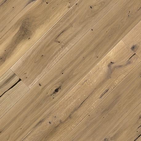 Паркетная доска дуб Calvados однополосный фото